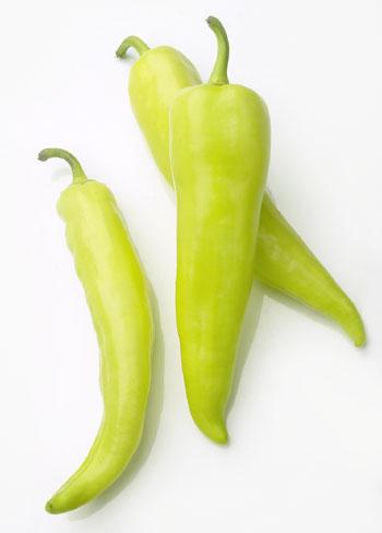 The Produce Guide - Banana Pepper