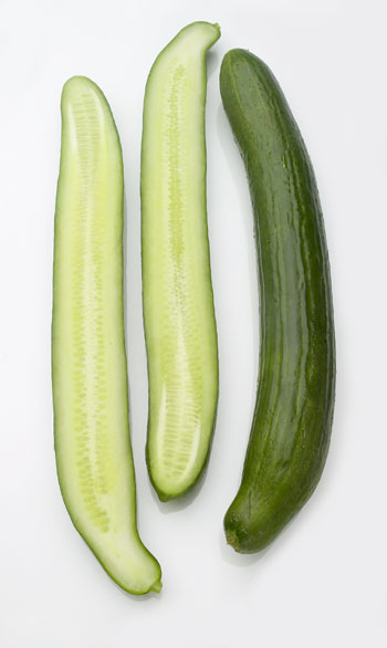 The Produce Guide - English Cucumber