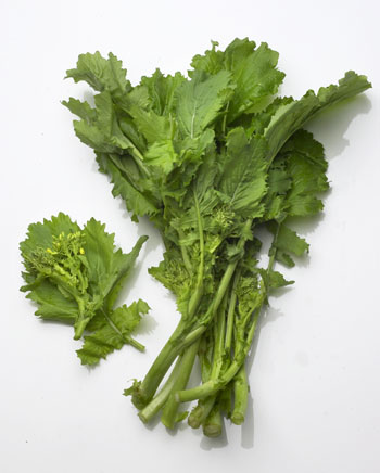 Produce broccoletti
