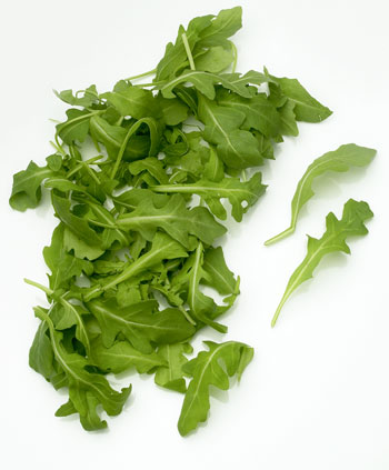 the produce guide baby arugula